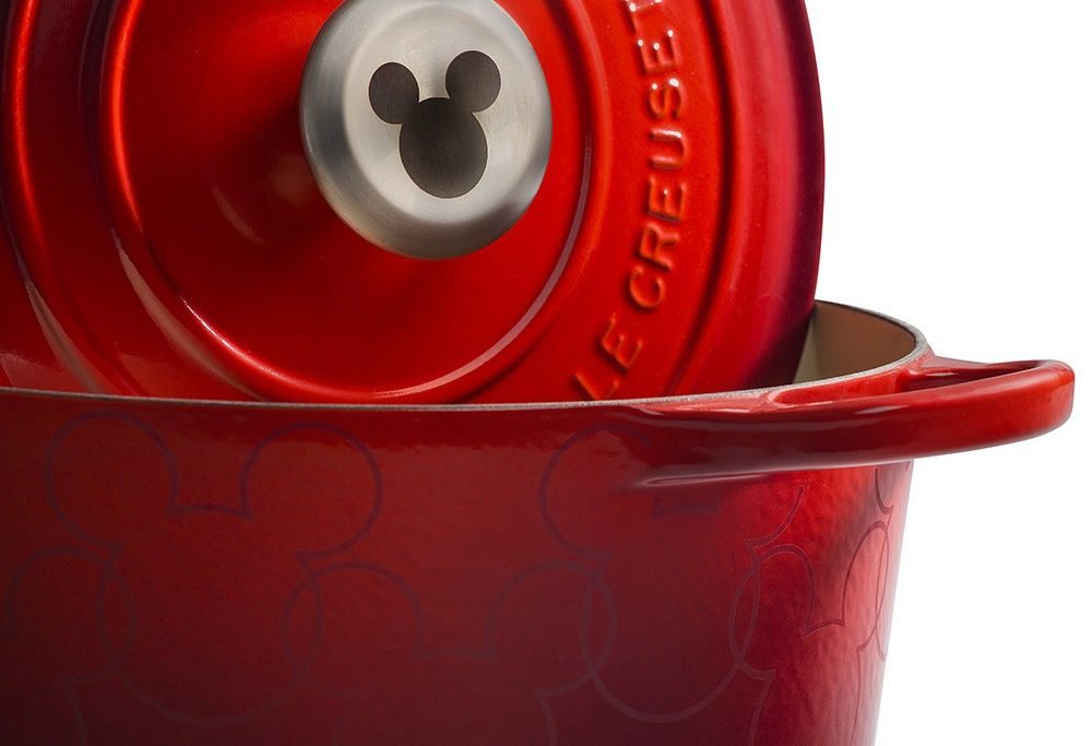 Disney X Le Creuset : Happy birthday Mickey !