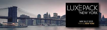 Luxe Pack New York 2019