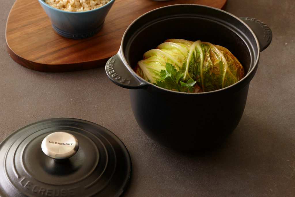 La Cocotte Every Le Creuset disponible en exclusivité aux Galeries Lafayette