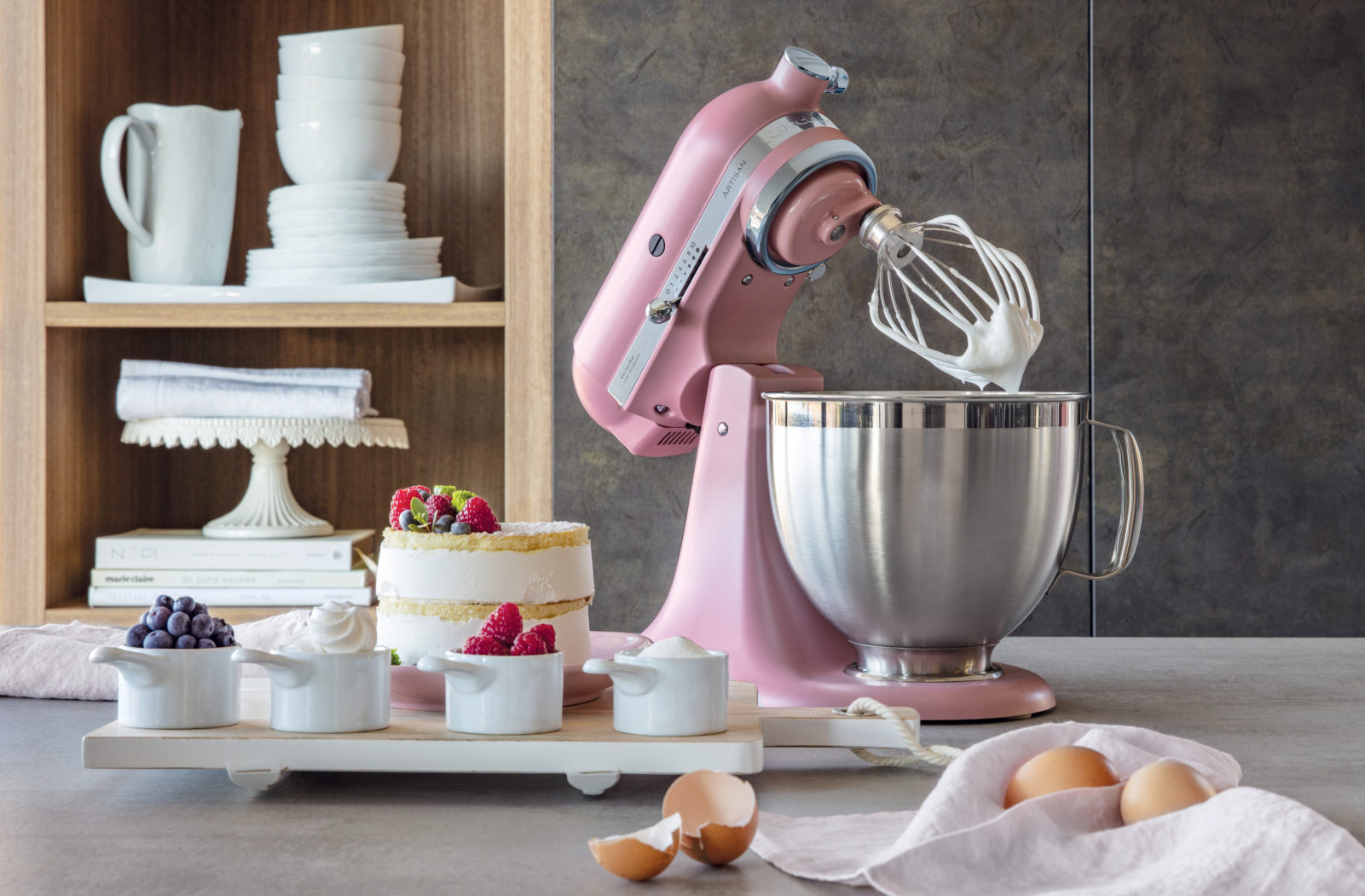 L'octobre rose de KitchenAid