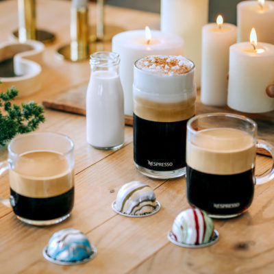 Louise Campbell x Nespresso