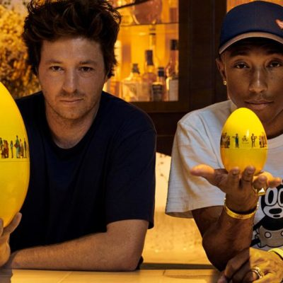Pharrell Williams & Jean Imbert : guest stars de Christofle