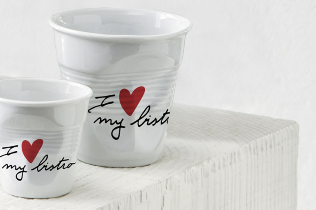 """I love my bistro"" by Revol : 100 % originale et solidaire"